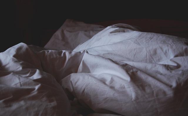 глисты в постельном белье