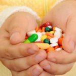 Таблетки от паразитов для малышей