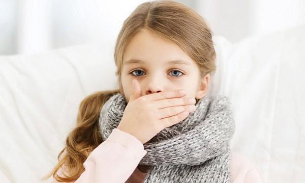Глисты и кашель у ребенка