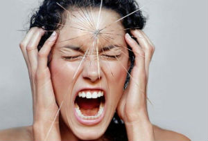 Болит голова из-за глистов