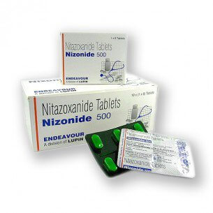 Нитазоксанид