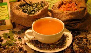 Монастырский чай от паразитов