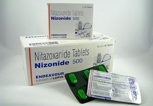 Нитазоксани